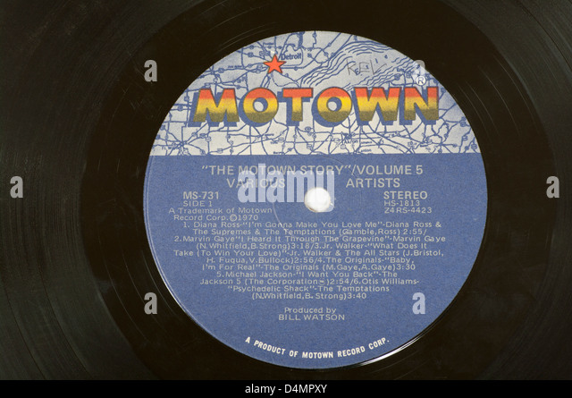 Motown Record Stock Photos Amp Motown Record Stock Images