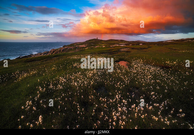 Malin Head - Stock Image