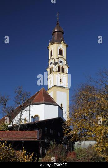 nikolaus church germany stock photos nikolaus church. Black Bedroom Furniture Sets. Home Design Ideas