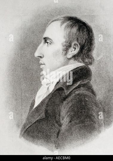 William Wordsworth 1770 1850 - Stock-Bilder