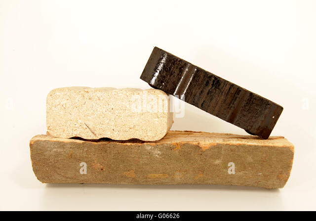 solid fuels - Stock Image