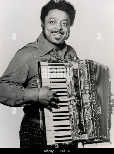 ROCKIN' SIDNEY (1938-1998) US R&B and Soul musician, real name Sidney Simien - Stock Image