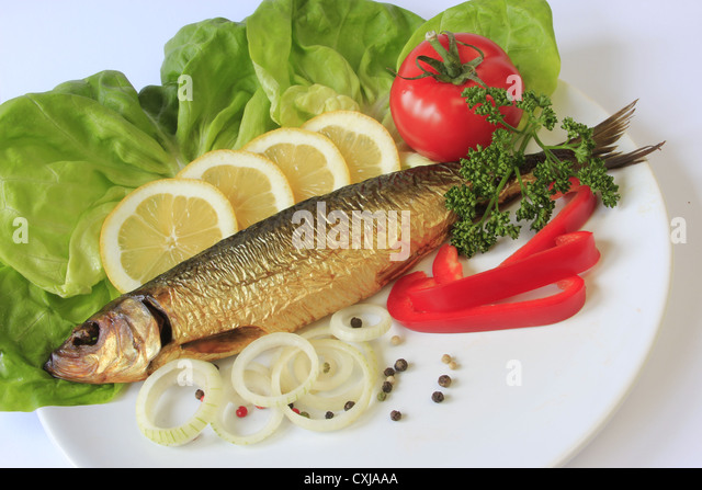 Bueckling stock photos bueckling stock images alamy for Smoked herring fish