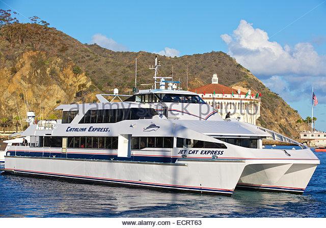 Ferry From Long Beach To Santa Catalina Island
