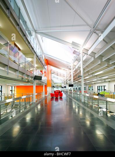 University of Warwick. Digital Lab - Stock Image