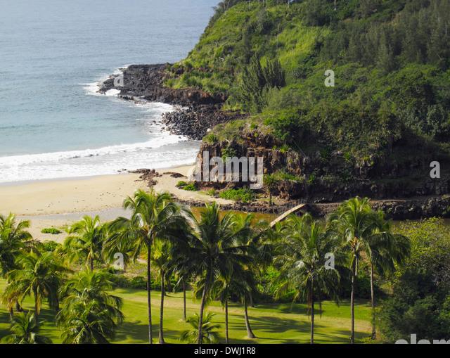 Allerton kauai stock photos allerton kauai stock images - National tropical botanical garden kauai ...