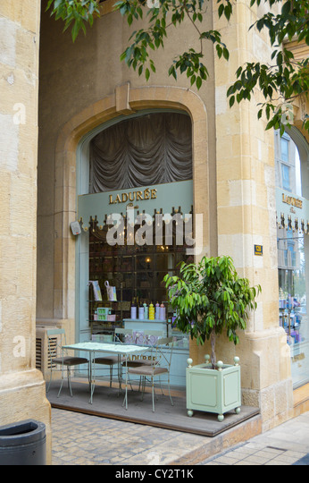 Laudrée, Downtown Beirut, Lebanon, Middle East - Stock Image