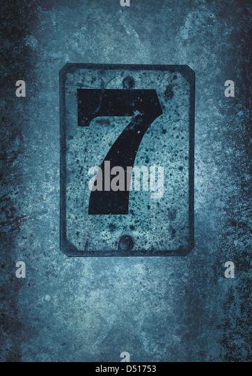grunge 7 - Stock Image