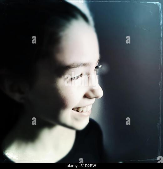 Portrait of a girl - Stock-Bilder