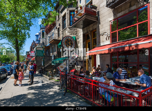 Montreal bars stock photos montreal bars stock images for Meubles montreal st denis