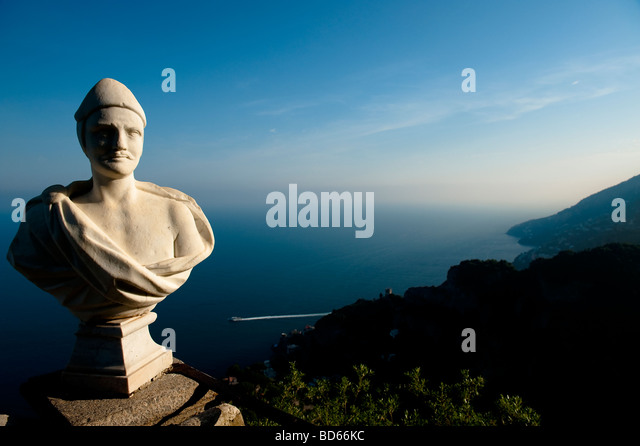 Ravello italy stock photos ravello italy stock images for Terrace of infinity