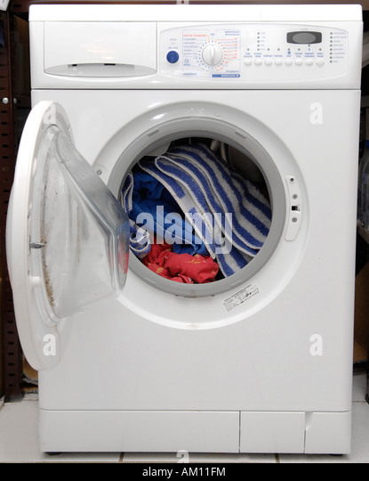 waschmaschinen stock photos waschmaschinen stock images. Black Bedroom Furniture Sets. Home Design Ideas