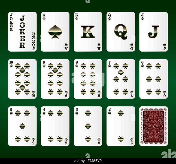 how to play aces to kings card game