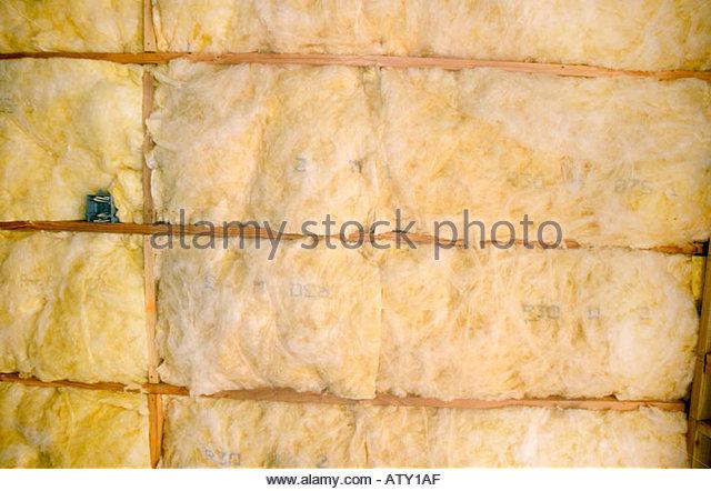 Fiberglass insulation stock photos fiberglass insulation for R30 insulation dimensions