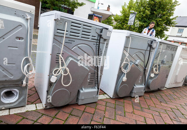 Person Tumble Dryer ~ Dryers stock photos images alamy