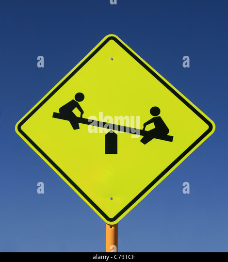 See Saw Playground Stock Photos & See Saw Playground Stock ...