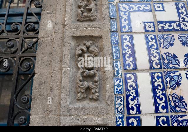 Casa talavera stock photos casa talavera stock images for House of tiles mexico city