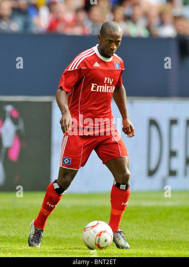 Collin Benjamin, Hamburger Sportverein, HSV - Stock Image