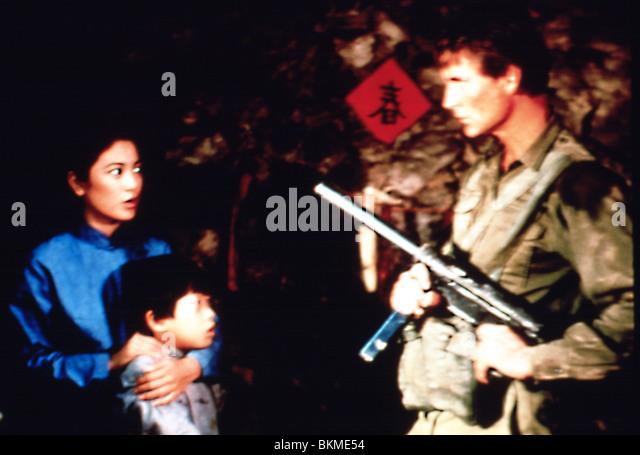 ATTACK FORCE Z (1982) JOHN PHILLIP LAW AKFZ 001-06 - Stock Image