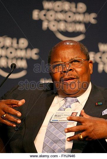 meet the leader benjamin william mkapa