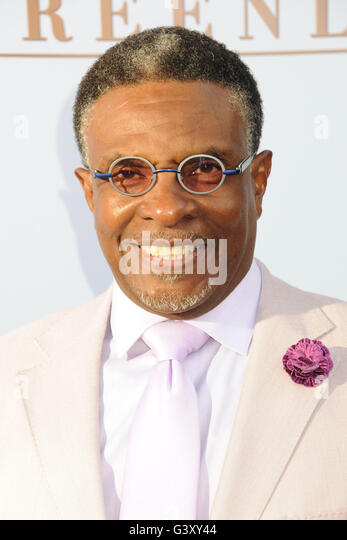 Hollywood, CA, USA. 15th June, 2016. 15 June 2016 - Hollywood, California - Keith David. OWN Network's ''Greenleaf'' - Stock Image
