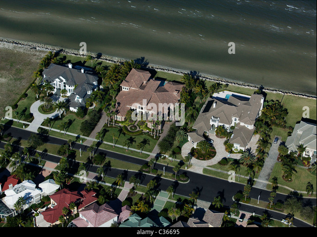 Aerial View Above Tampa Florida Stock Photos Amp Aerial View
