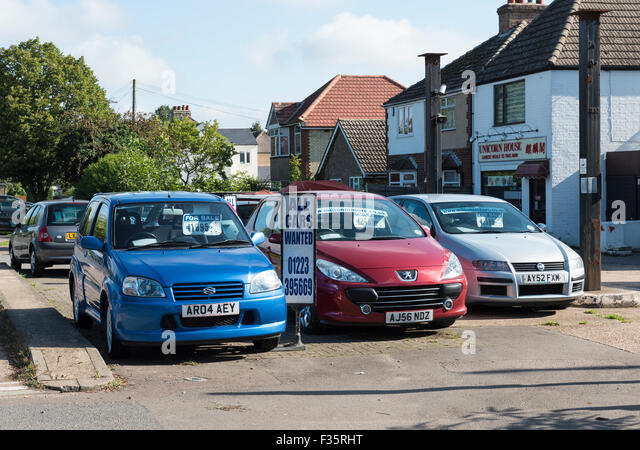Cars For Sale Stock Photos Amp Cars For Sale Stock Images