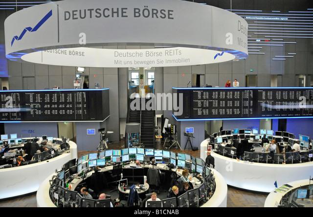 deutsche boerse stock