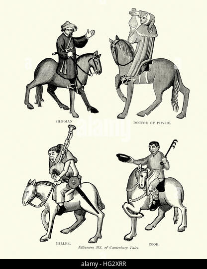 The character of chaunticleer in geoffrey chaucers canterbury tales