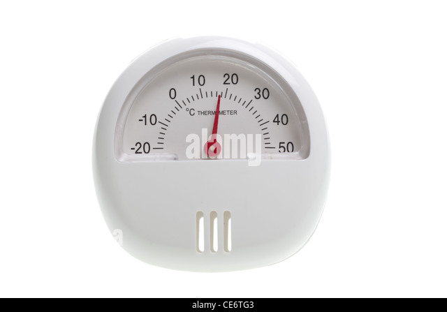 Centigrade thermometer - Stock Image