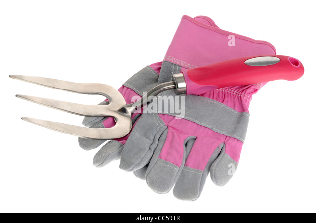 Gardening tools cut out stock photos gardening tools cut for Ladies small garden fork