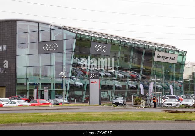 Audi Car Dealership Stock Photos Amp Audi Car Dealership
