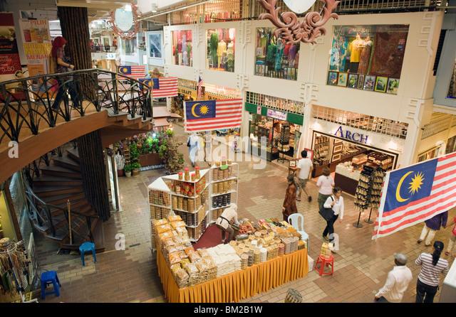 Central Market, Chinatown, Kuala Lumpur, Malaysia, Southeast Asia - Stock Image