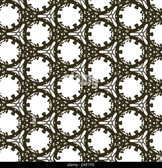 Vector pattern - geometric simple modern texture. - Stock-Bilder