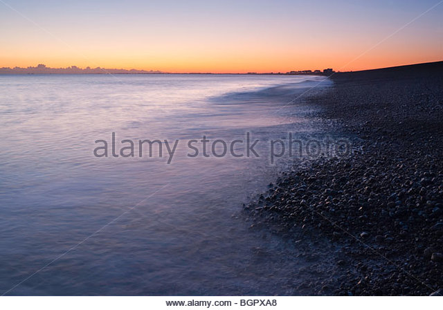 Folkestone Beach Kent Uk Stock Photos & Folkestone Beach Kent Uk Stock ...