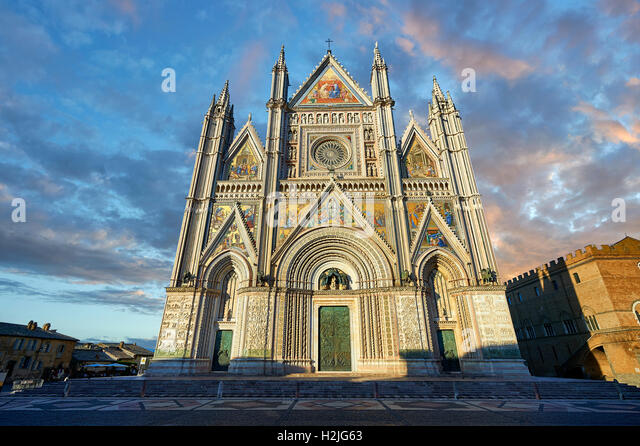 Gothic Cathedral 14th Century Stock Photos Amp Gothic