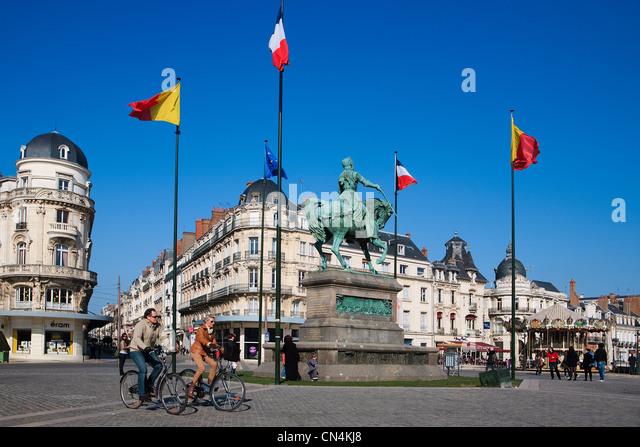 Orleans france stock photos orleans france stock images for Orleans loiret