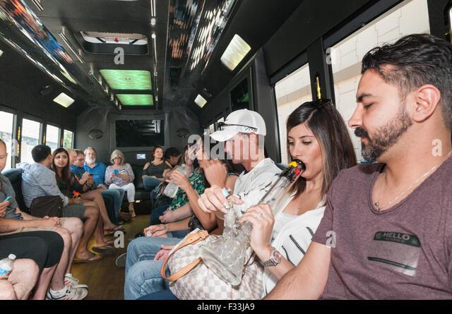 Denver Dispensary Bus Tour