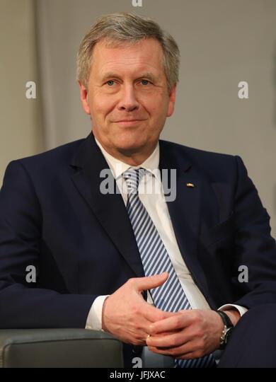 Former Federal President Christian Wulff (CDU) - Stock Image