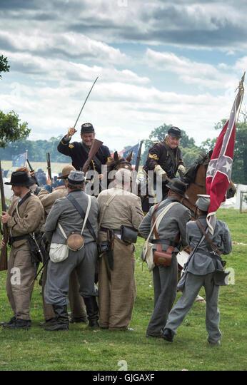 Civil War Veterans in England