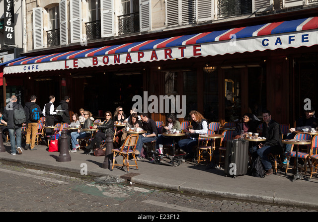 Saint Germain Des Pres Paris Stock Photos Saint Germain