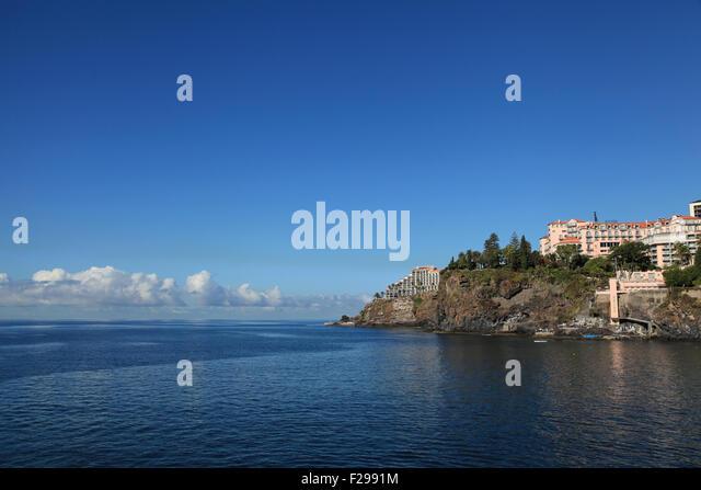 Belmond Reid's Palace Hotel, Funchal, Madeira - Stock Image