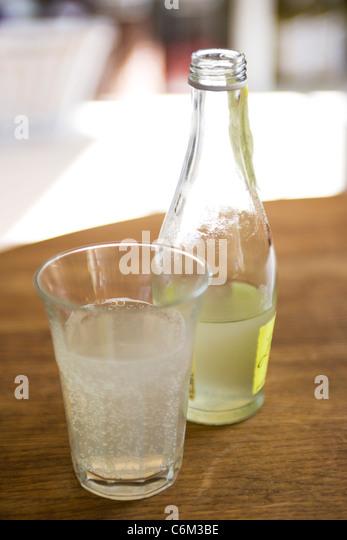 Soft drink - Stock Image