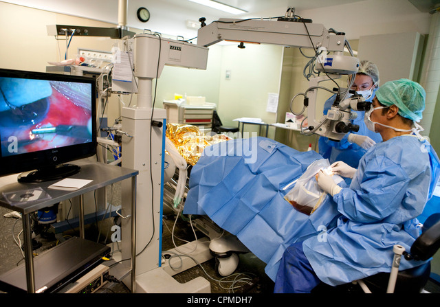 Ocular Operation Stock Photos & Ocular Operation Stock ...
