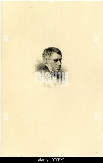 George Biddell Airy (1801-1892) - Stock Image