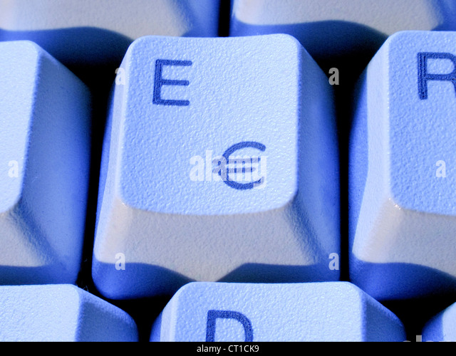 how to get euro sign on keyboard