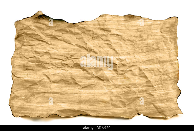 Old paper grunge background - Stock Image