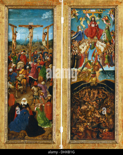 analysis of passion diptychs Innovation, reconstruction, deconstruction: early netherlandish diptychs in the mirror of their reception  with a virgin or passion scenes  that the analysis .