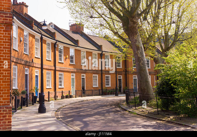 Crescent Of Houses Stock Photos Amp Crescent Of Houses Stock
