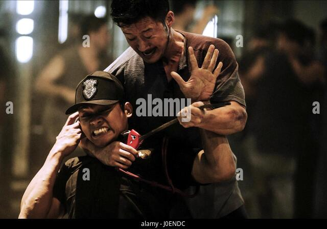 JING WU & TONY JAA SPL 2: A TIME FOR CONSEQUENCES; KILL ZONE 2 (2015) - Stock Image